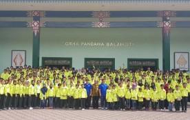 Pelepasan Kontingen Kota Yogyakarta POPDA DIY Tahun 2020