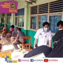 Dinas Pendidikan Pemuda dan Olahraga Kota Yogyakarta Monitoring PPDB KKO Tahun 2021