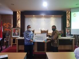 Penyerahan Besiswa CSR Bank BPD DIY Tahun 2021