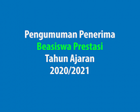 Penyaluran Beasiswa Prestasi Tingkat Kelurahan Tahun 2021 UPT Jaminan Pendidikan Daerah