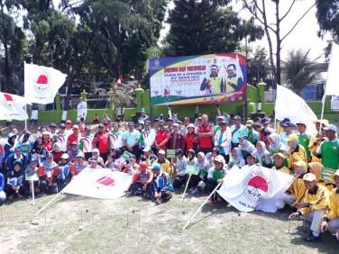 Soft Opening PORDA XV Tahun 2019 Kota Yogyakarta digelar tanggal 1 September 2019