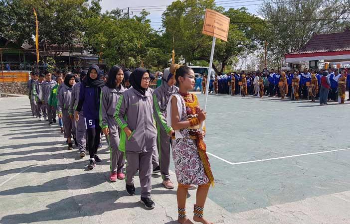 Kota Yogyakarta meraih 6 Emas pada Kompetisi antar KKO Se-DIY Tahun 2019