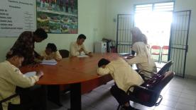 LAYANAN HARIAN ASESMEN SISWA  DI UPT ULD